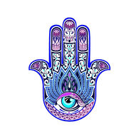 Sticker Cabana Yoga Design Sticker