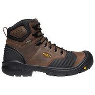 """Keen Men's Portland 6"""" Carbon-Fiber Toe Waterproof Work Boot"""