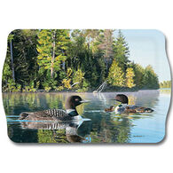 Keller Charles Loon Lake Small Tray