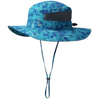 Columbia Men's Bora Bora II Printed Camo Booney Hat
