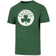 47 Brand Men's Boston Celtics Clover Short-Sleeve T-Shirt