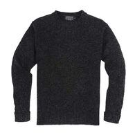 Pendleton Men's Shetland Washable Wool Crew Neck Sweater