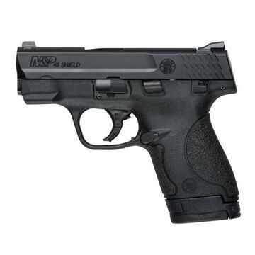 Smith & Wesson M&P40 Shield 40 S&W 3.1 6-Round Pistol - MA Compliant