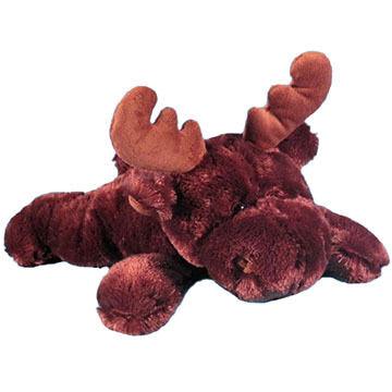Wishpets 12 Stuffed Floppy Moose