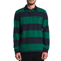 The North Face Men's Berkeley Rugby Long-Sleeve Shirt