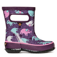 Bogs Boys' & Girls' Skipper Elephant Rain Boot