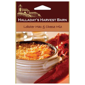 Halladay's Harvest Barn Lobster Mac & Cheese Mix