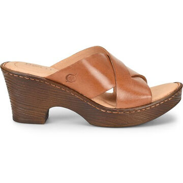 Born Shoe Womens Coney Wedge Sandal