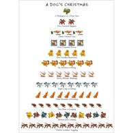 Allport Editions A Dog's 12-Days of Christmas Boxed Holiday Cards