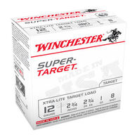 "Winchester Super-Target 12 GA 2-3/4"" 1 oz. #8 Shotshell Ammo (250)"