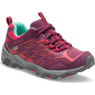 Merrell Boys & Girls Moab FST Low Waterproof Hiking Shoe