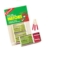 Coghlan's Waterproof Matches - 4 Pk.