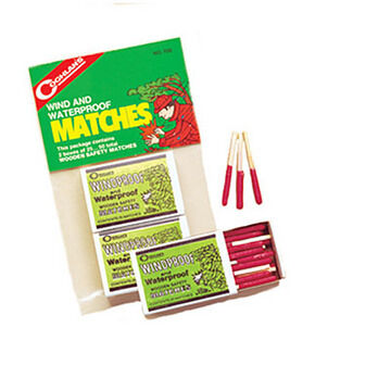 Coghlans Waterproof Matches - 4 Pk.