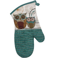 Kay Dee Designs Spice Road Owl Oven Mitt