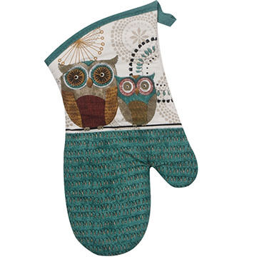 Kay Dee Designs Spice Road Owl Oven Mitt