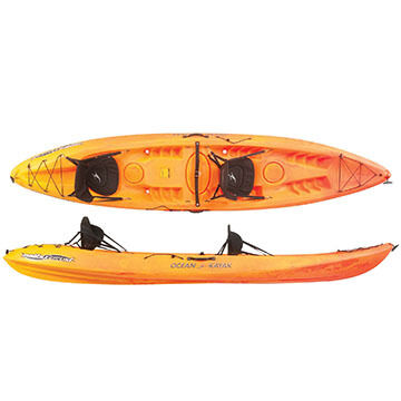 Ocean Kayak Malibu Two XL Sit-On-Top Tandem Kayak