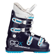 Nordica Children's GPX Team (Girl) Alpine Ski Boot - 18/19 Model