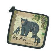 Kay Dee Designs Wilderness Trail Bear Pot Holder