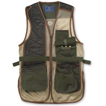 Beretta Mens Two-Tone Clay Vest
