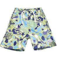 Flap Happy Boy's Swim Trunk