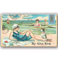 Michel Design Works By The Sea Matchbox