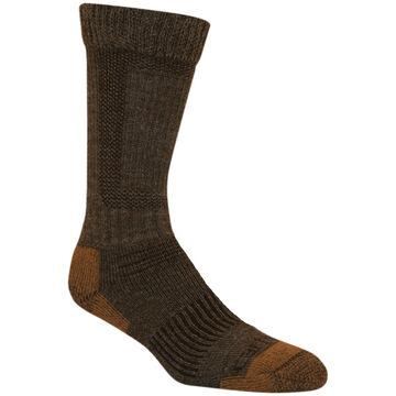 Carhartt Mens Merino Wool Comfort Stretch Steel Toe Boot Sock