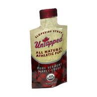 UnTapped Pure Vermont Maple Syrup Gel All Natural Athletic Fuel - 1 Packet