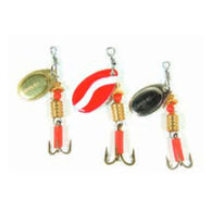 Eagle Claw Lake & Stream Tri-Spinner - 3 Pk.