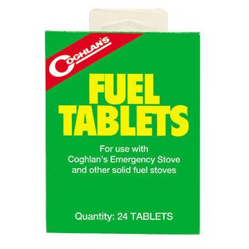Coghlans Fuel Tablet - 24 Pk.
