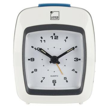 Lewis N. Clark Analog Alarm Clock