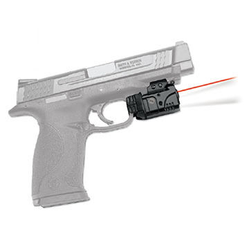 Crimson Trace CMR-205 Rail Master Pro Laser Sight / Light Combo
