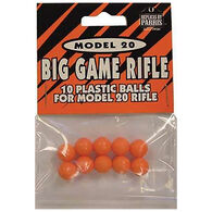 Parris Manufacturing Model 20 3-M Plastic Balls Ammo