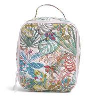 Vera Bradley Recycled Cotton 5 Liter Lunch Bunch Bag