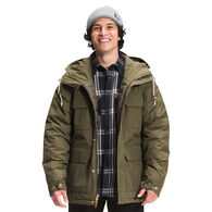 The North Face Men's ThermoBall DryVent Mountain Parka