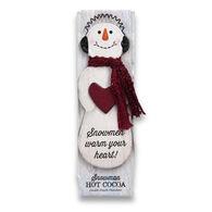 Imagine Design Snowman Magnet w/ Hot Cocoa