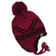 Turtle Fur Boy's Dean Bean Earflap Hat
