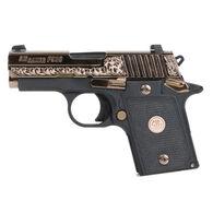 """SIG Sauer P938 Rose Gold 9mm 3"""" 6-Round Pistol"""