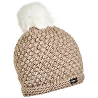 Turtle Fur Women's Snowfall Pom Beanie