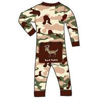 Lazy One Infant Boys' Buck Naked Deer FlapJacks