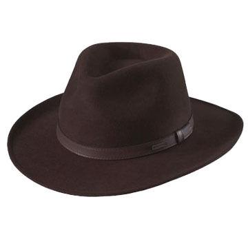 Pendleton Mens Wool Outback Hat