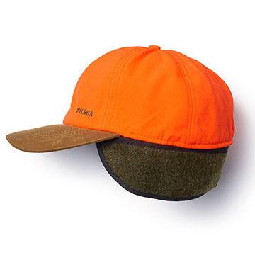 Filson Mens Tin Cloth Insulated Cap