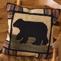 Park Designs Adirondack Bear Pillow