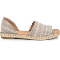 Born Shoe Women's Seak Fabric Espadrille Sandal