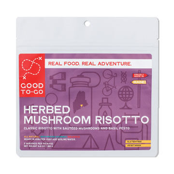 Good To-Go Herbed Mushroom Risotto - 2 Servings