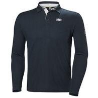 Helly Hansen Men's Skagen Quickdry Rugger Long-Sleeve Shirt