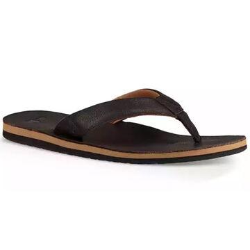 Sanuk Mens John Doe 2 Flip Flop Sandal