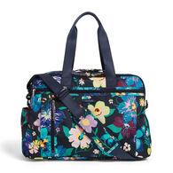 Vera Bradley Lighten Up Weekender 25 Liter Travel Bag