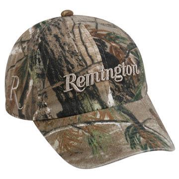 Outdoor Cap Mens Remington Camo Cap