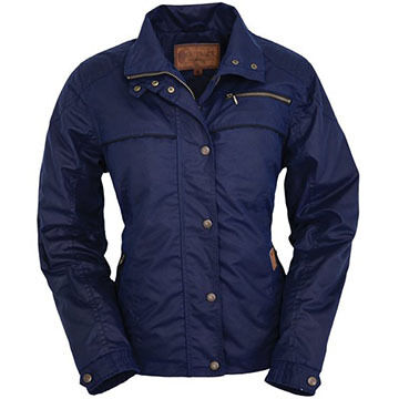 Outback Trading Womens Sheilas Delight Oilskin Jacket