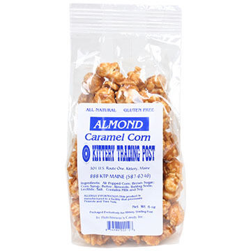 Hutchinson's Candy Almond Caramel Corn, 6 oz.